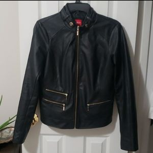 Guess Jackets & Coats - Guess Faux Leathet Jacket